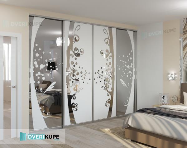 Двери для шкафа-купе на заказ в Одессе